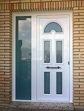Cardenas fabricantes de puertas entrada viviendas - Puertas madera barcelona ...