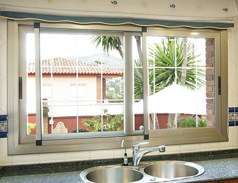 Cardenas fabricantes de ventanas correderas de aluminio for Ventanas de aluminio para cocina
