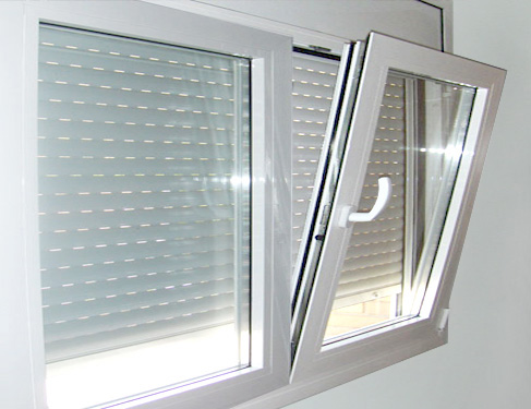 Ventanas t rmicas practicables en barcelona ventanas de for Ventanas de aluminio economicas